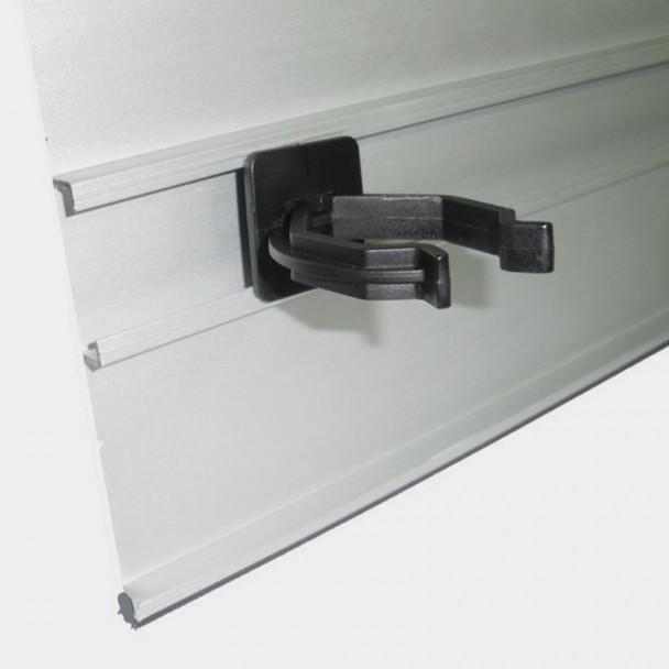 Braçadeira para Suporte de Alumínio Rodapé Cozinha (4 pçs)