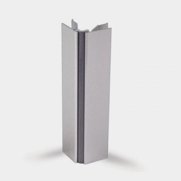 Multi-Ângulo para Soquete de Alumínio Rodapé Cozinha