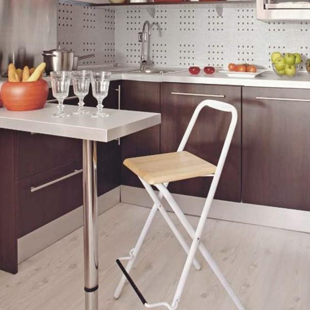 Perna de Metal 71 cm para Mesa de Cozinha ou bar