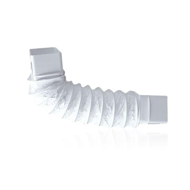 Cotovelo Flexível, Retangular