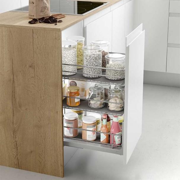 Módulo Verdulero-Responsável Extraível Cozinha Linha Clássica