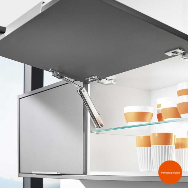Dobradiça Articulada Cozinha Blum Aventos HK-XS