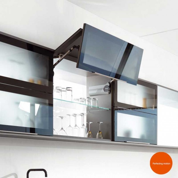 Dobradiça Articulada Cozinha Blum Aventos HF