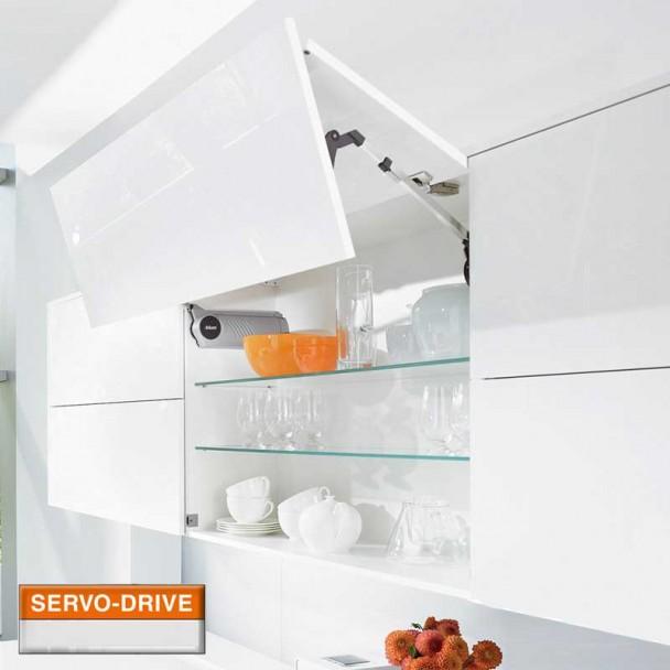 Dobradiça Articulada Cozinha Blum Aventos HF SERVO-DRIVE