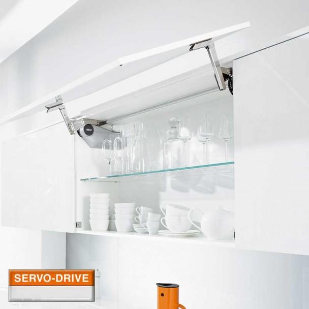 Dobradiça Articulada Cozinha Blum Aventos HS SERVO-DRIVE