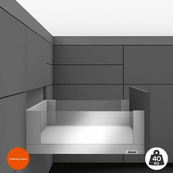 Extensão de Cinza 40 kg Legrabox Free C