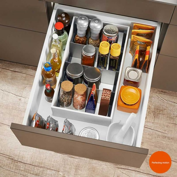 Porta-condimentos AMBIA-LINE para Extensão de Cozinha LEGRABOX