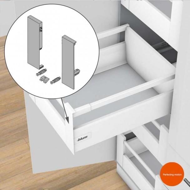 Adaptador Frontal para Extensão Interior Tandembox Antaro