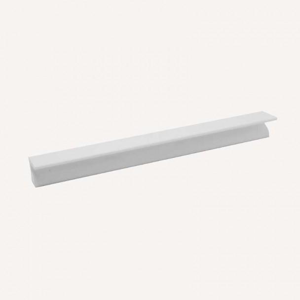Puxador de Alumínio Branco Fosco 2450