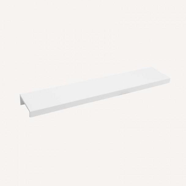 Puxador de Alumínio Branco Fosco 2459